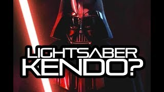[KENDO RANT] - Kendo with Lightsabers? Kote Fit?