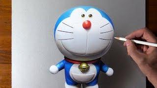 Drawing Doraemon ❤️
