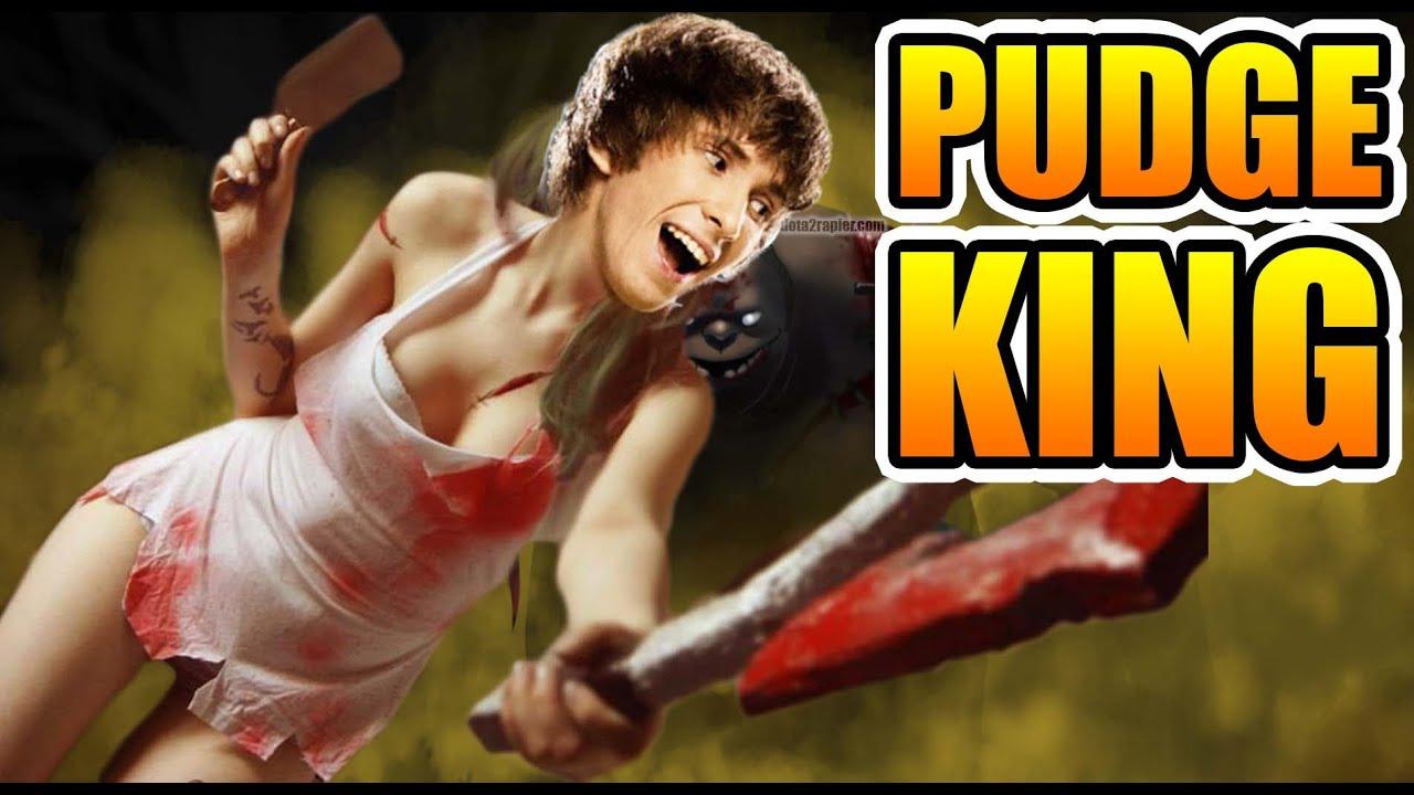 Dendi Pudge Dota 2 THE KING OF PUDGE YouTube