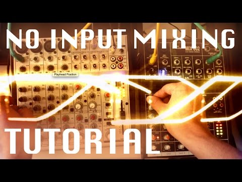 No Input Mixer Tutorial - Try this at home! :D #TTNM