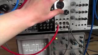 KOMA Elektronik SVF-201 Analogue State Variable Filter Module