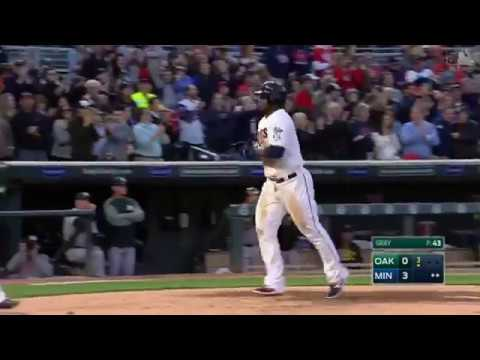 The Minnesota Twins Combine For Six Home Runs In a Single Game 5/2/17