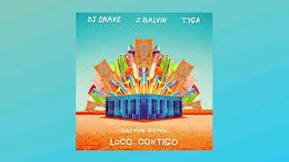 DJ SNAKE, J. Balvin & Tyga - Loco Contigo (Kalmin remix)