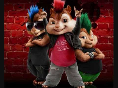 Alvin and The Chipmunks...............Poker Face