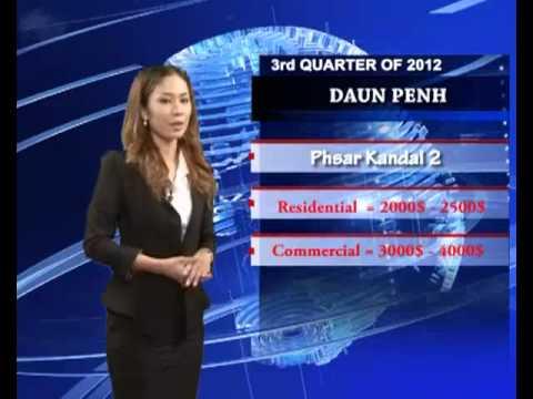 Khmer Property News Program [Video #38]