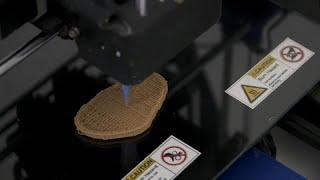Filetes vegetarianos en impresoras 3D