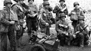 Lions de Carentan 4th Infantry division ww2