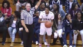 Boys' Basketball - Lorain vs. Toledo Scott  1-30-16