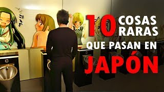10 COSAS QUE SOLO PASAN EN JAPÓN