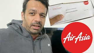 AirAsia Played Foul Again !! (With Proof) !!