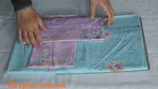 видео Постельное белье 220х240 см