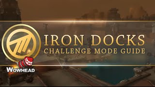 Iron Docks Challenge Mode Gold Guide by Method