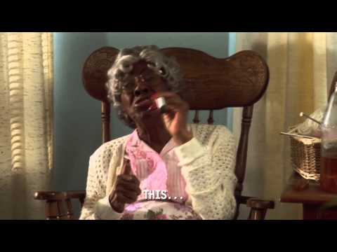 Dont Be A Menace In South Central - Grandma Funny Scenes W/Subtitles (HD)