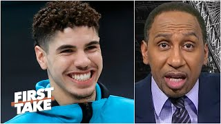 Stephen A. is outraged by LaMelo Ball's ESPN rank on the NBA's best 25 under 25 list