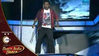 DID Dance Ke Superkids - Episode 3 Of 1st September 2012 - Dharmesh & Ruturaj Performance