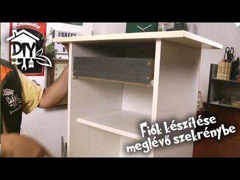 bemutató fiók videó)