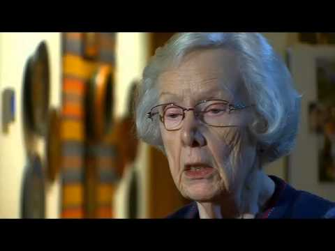Enid Grindland WCCO Rosemaling Interview 12-24-2014