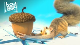 Ice Age: Continental Drift | Ice Age 4: Scrat Continental Crack Up HD | 20th Century FOX