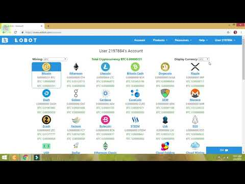 Eobot Mining start in tamil - Смотреть видео бесплатно онлайн