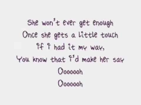 3OH!3 ft. Ke$ha - my first kiss lyrics