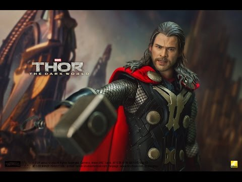 REVIEW : Hottoys Thor The Dark World MMS 224