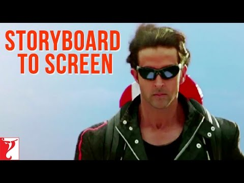 Storyboard to Screen - Dhoom:2 | Hrithik...
