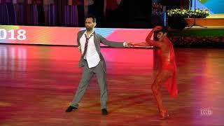 Campionato Del Mondo Show Dance Latin 2018 Russia - Marco Zingarelli & Ilaria Campana