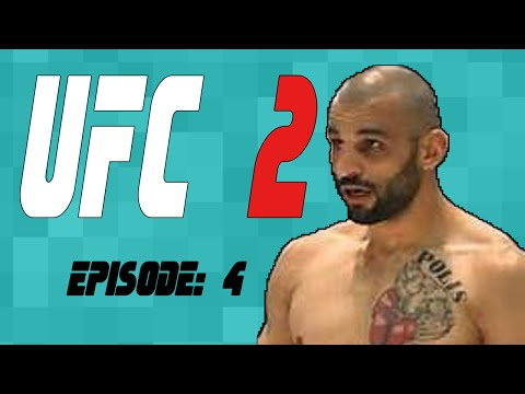 Intense Fight With Costa Philippou - UFC 2 Gameplay