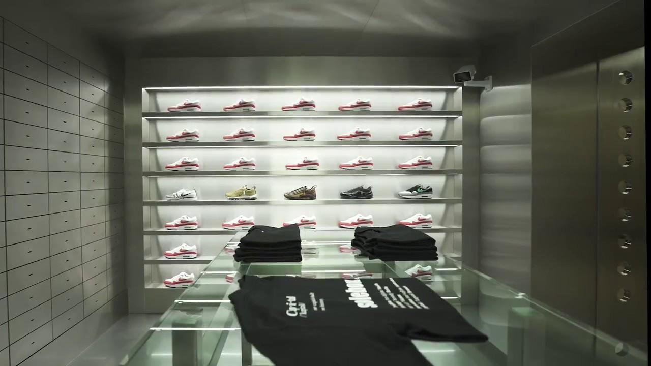 solebox Store Brüssel   Sneaker