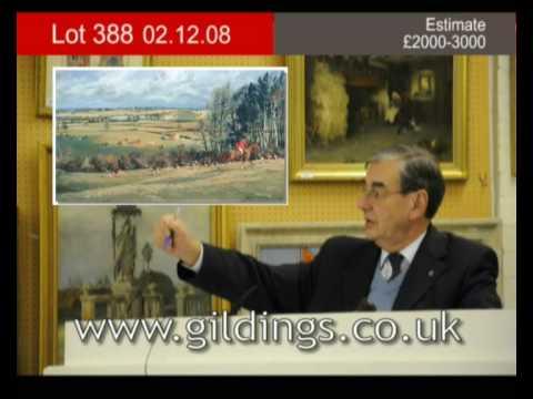 Lot 388 :: 02/12/08 :: Gildings Auctioneers :: Fine Art & Antiques Sale