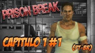 Prison Break: The Conspiracy Capitulo 1 # 1 (PT-BR)