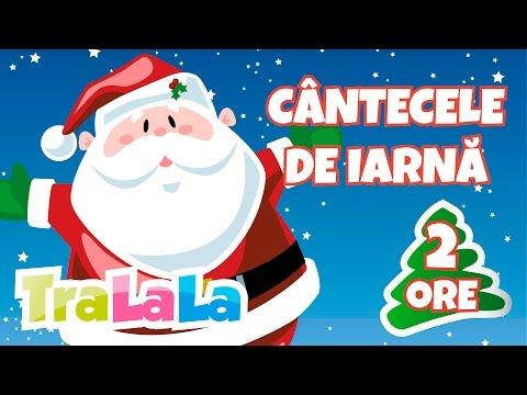 Moș Crăciun cu plete dalbe - Cele mai frumoase cântece de iarnă | TraLaLa