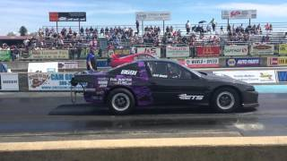 Jeff Bush AWD DSM world record 7.64 at West Coast Shootout