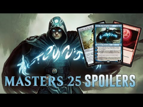 Daily Masters 25 Spoilers — February 26, 2018 | Jace, Blood Moon, Recruiter