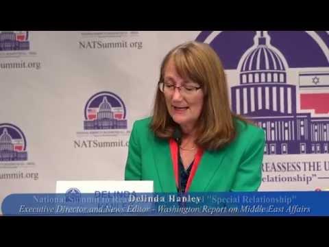 Delinda Hanley: U.S. Aid To Israel In Numbers