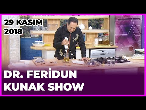 Dr. Feridun Kunak Show - 29 Kasım 2018