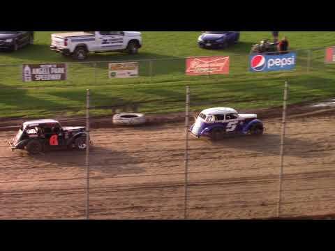 8/18/19 Legend Heats Angell Park Speedway
