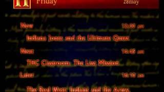 history channel - לוח שידורים