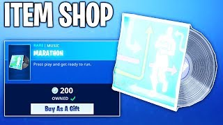 OMG NEW MUSIC TRACK! Fortnite ITEM SHOP! Daily And Featured Items! Video