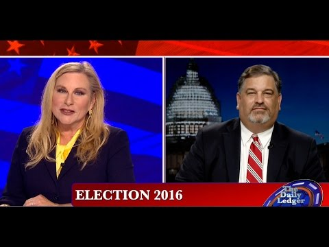 U.S. News & World Report's Peter Roff on Election 2016