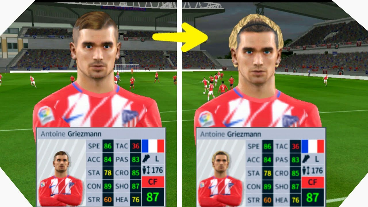 How To Get New Antonie Griezmann In Dream League Soccer 2018 Youtube