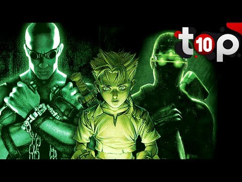 TOP 10 Des meilleurs jeux XBOX