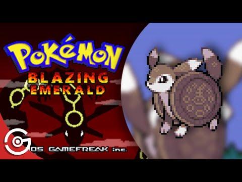 Pokemon Blazing Emerald - How To Get Oreon