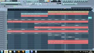 Epic dark film music FL Studio