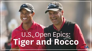 Download U.S. OPEN EPICS: Tiger and Rocco Mp3 and Videos