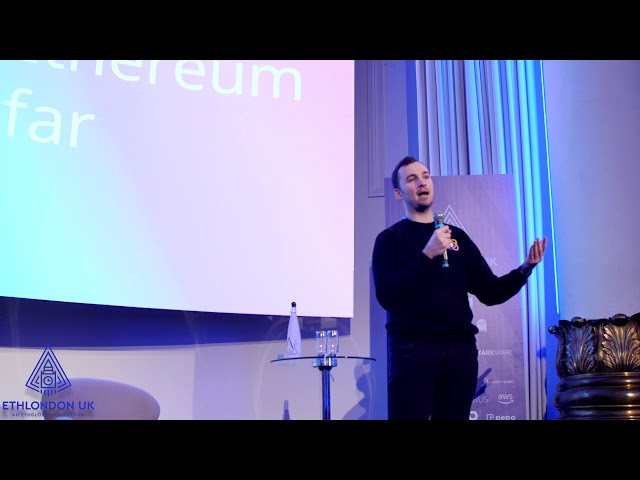 ETHLondonUK Opening Ceremony (Full Version)