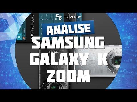 Samsung Galaxy K Zoom [Análise de Produto] - TecMundo