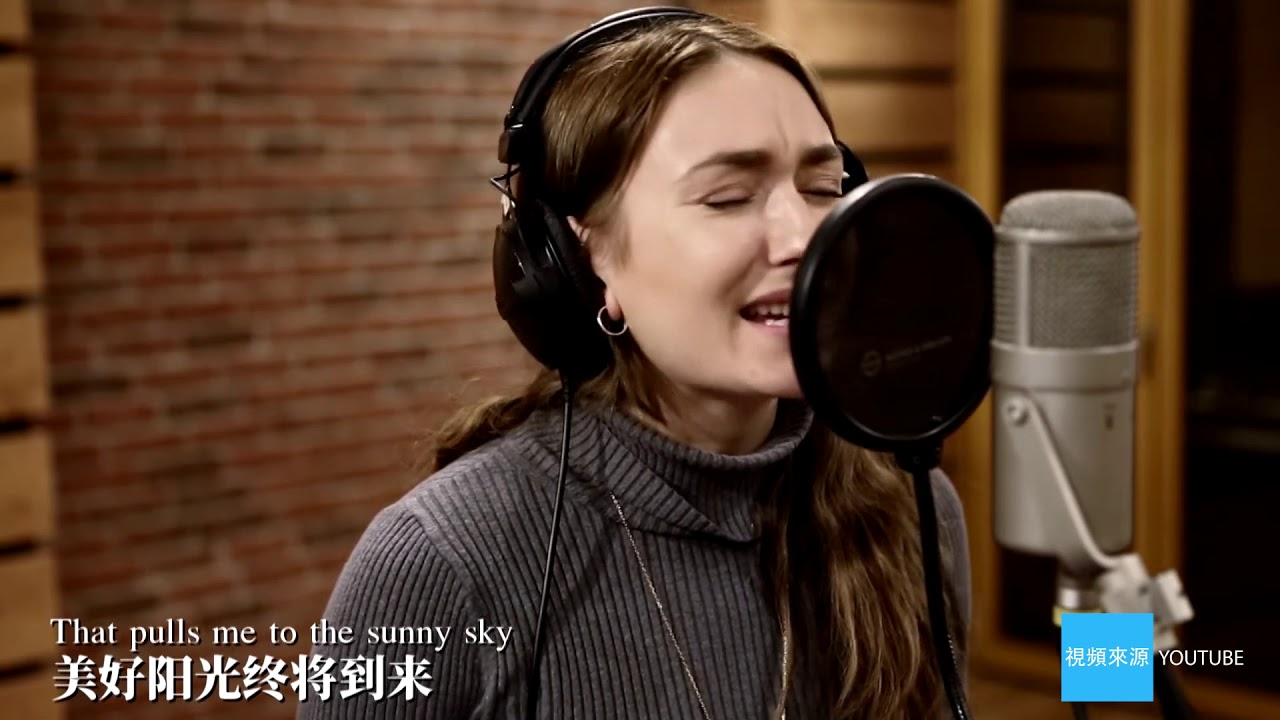 《與你同在》(TOGETHER)法國40多名音樂劇演員為武漢獻唱 - YouTube