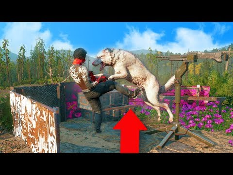 NEVER DO THIS IN FAR CRY NEW DAWN! |