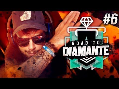 200 DI PING: COME AFFRONTARE GLI ARABI! - Road To Diamond #6 - Rainbow Six Siege